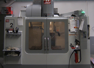 Centre d'usinage HAAS VM 2HE